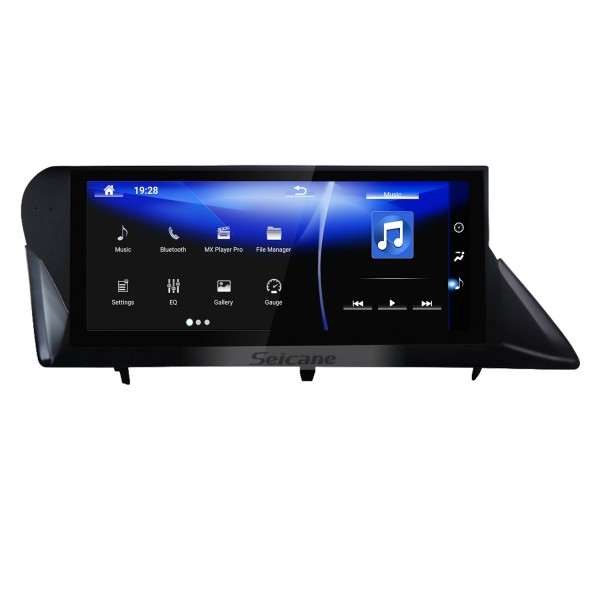 HD Touchscreen 10.25 inch for 2012 2013 2014 LEXUS RX Android 7.1 GPS Navigation Radio with Bluetooth support Digital TV Carplay