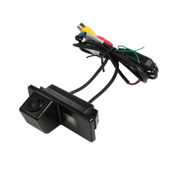 170° HD Waterproof Blue Ruler Night Vision Car Rear View Camera for 2008-2012 PEUGEOT 407/408/307( two boxes)/308CC/307CC free shipping