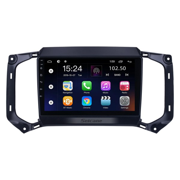 OEM 9 inch Android 10.0 for 2017 Chevy Chevrolet Colorado Radio with Bluetooth HD Touchscreen GPS Navigation System support Carplay DAB+