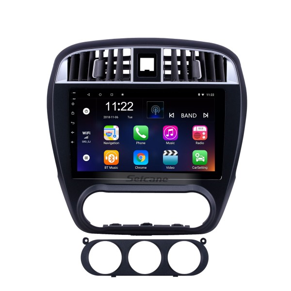 10.1 inch Android 8.1 HD Touchscreen GPS Navigation Radio for 2009 Nissan Sylphy with Bluetooth WIFI AUX support Carplay Mirror Link