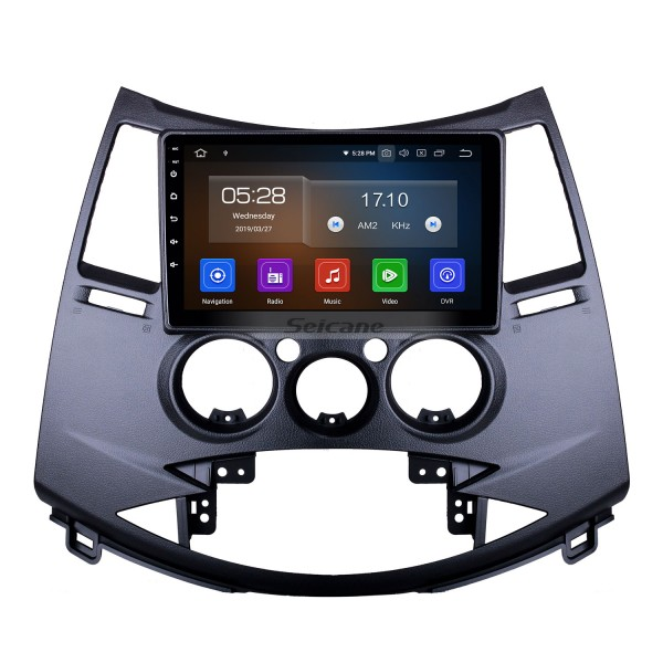 Android 10.0 For 2006 Mitsubishi Grandis Radio 9 inch GPS Navigation System Bluetooth AUX HD Touchscreen Carplay support SWC DSP