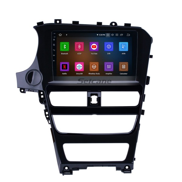 2018-2019 Venucia T70 High version Android 9.0 10.1 inch GPS Navigation Radio Bluetooth HD Touchscreen Carplay support DVR SWC