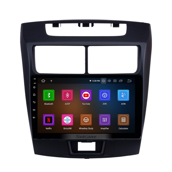 Android 10.0 Car Radio 9 inch HD Touchscreen Bluetooth GPS Navigation for 2010-2016 Toyota Avanza Head unit support 4G WIFI DVD Player 1080P Video USB Carplay Backup Camera TPMS