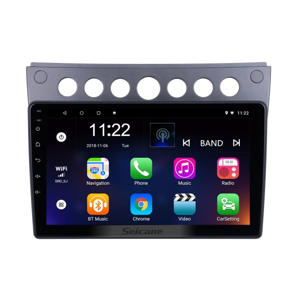 OEM 9 inch Android 10.0 for 2009 2010 2011-2015 Proton Lotus L3 Radio with Bluetooth HD Touchscreen GPS Navigation System support Carplay