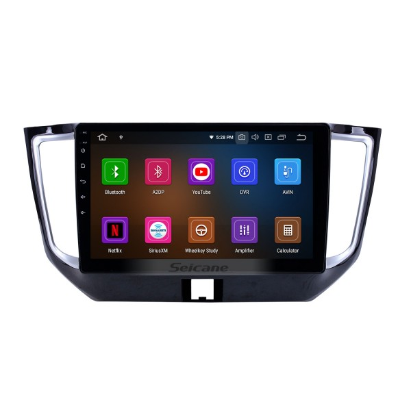 10.1 inch Android 9.0 Radio for 2015-2017 Venucia T70 with Bluetooth HD Touchscreen GPS Navigation Carplay support DAB+