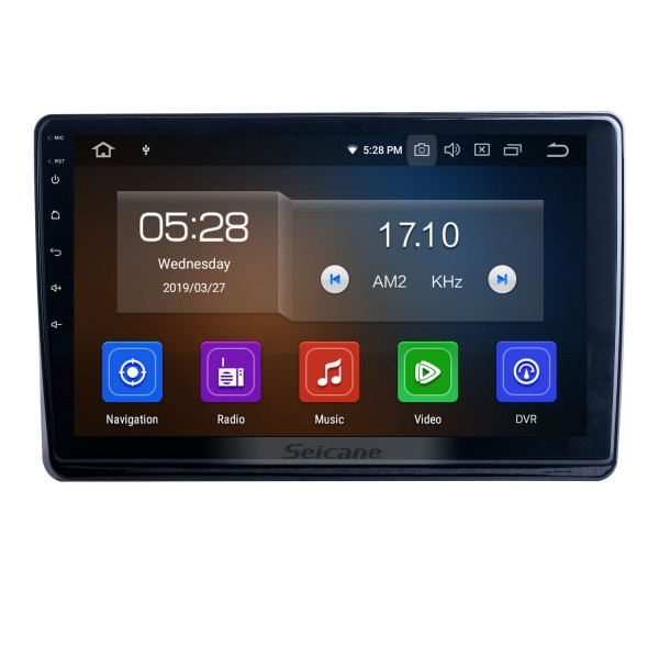 For 2019 Citroen C4L Radio 10.1 inch Android 10.0 HD Touchscreen Bluetooth with GPS Navigation System Carplay support 1080P DSP