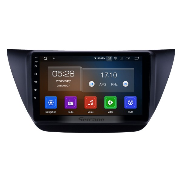 OEM 9 inch Android 10.0 Radio for 2006-2010 MITSUBISHI LANCER IX Bluetooth Wifi HD Touchscreen GPS Navigation Carplay USB support OBD2 Digital TV 4G