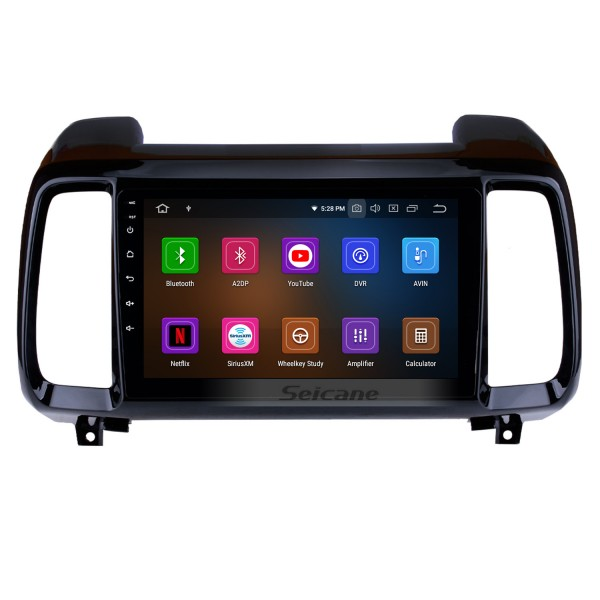 9 inch 2018 Hyundai IX35 Android 9.0 HD Touchscreen GPS Navigation system Multimedia Player Bluetooth Radio Support DVR OBD II 3G/4G WiFi Rear camera Steering Wheel Control