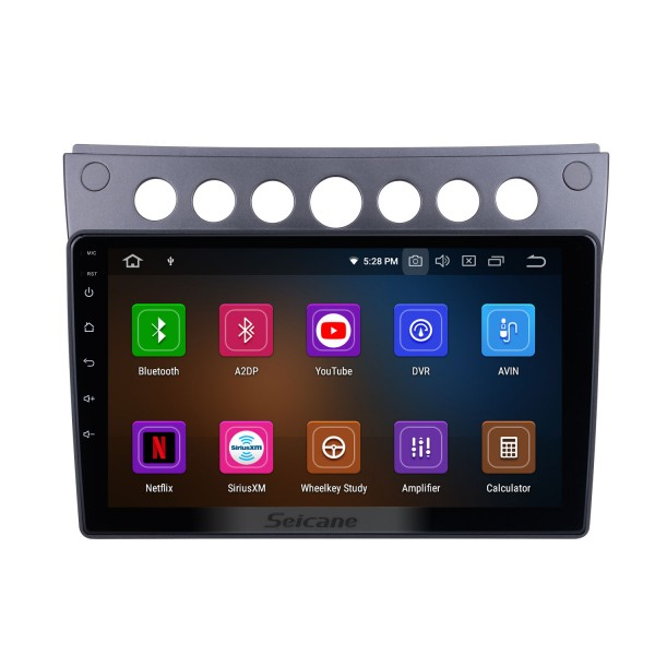 Android 10.0 For 2009 2010 2011-2015 Proton Lotus L3 Radio 9 inch GPS Navigation System with Bluetooth HD Touchscreen Carplay support SWC