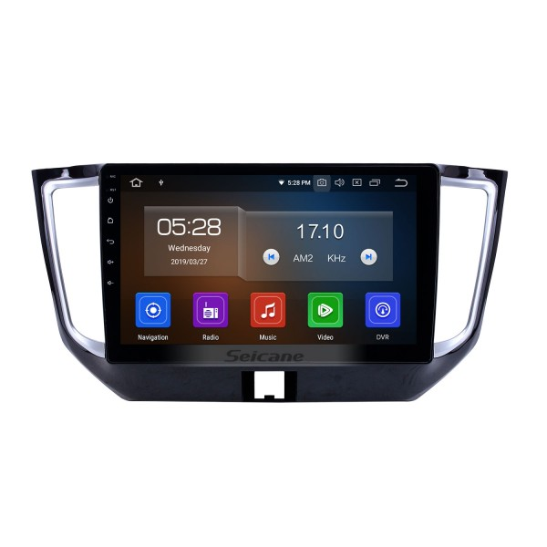10.1 inch Android 10.0 GPS Navigation Radio for 2015-2017 Venucia T70 Bluetooth HD Touchscreen Carplay support DVR