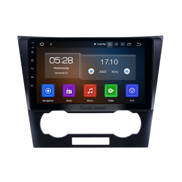 Android 10.0 9 inch GPS Navigation Radio for 2007-2012 Chevy Chevrolet Epica with HD Touchscreen Carplay Bluetooth support Digital TV