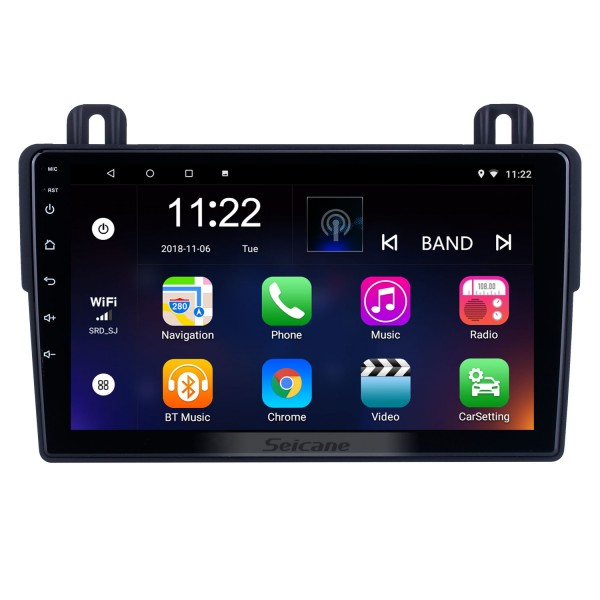 OEM 9 inch Android 10.0 for 2018 Changan X3/X1/MINI T3/Shenqi T3 Radio with Bluetooth HD Touchscreen GPS Navigation System support Carplay