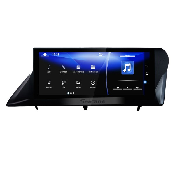 HD Touchscreen 10.25 inch for 2012 2013 2014 LEXUS RX RHD Radio Android 7.1 GPS Navigation System with Bluetooth support Carplay TPMS