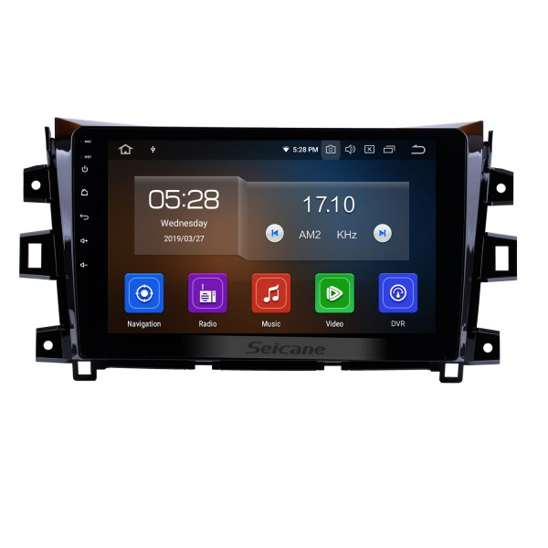Android 9.0 2011-2016 NISSAN navara Radio GPS navigation system touchscreen head unit WIFI Bluetooth Rearview Camera