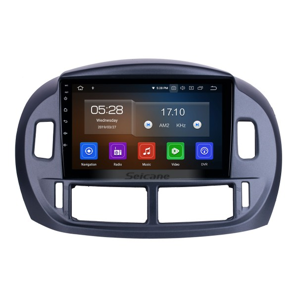 9 inch For 2004 Toyota Previa Radio Android 10.0 GPS Navigation System with HD Touchscreen Bluetooth Carplay support DVR