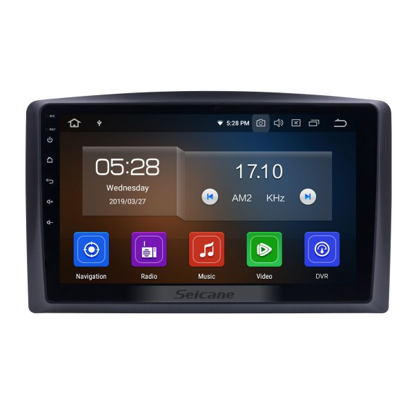 10.1 inch For 2010-2013 2014 2015 Mercedes Benz Vito Radio Android 10.0 GPS Navigation System with Bluetooth HD Touchscreen Carplay support OBD2