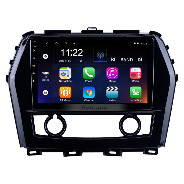 Android 10.0 HD Touchscreen 10.1 inch for 2016 Nissan Teana/Maxima Radio GPS Navigation System with Bluetooth support Carplay TPMS