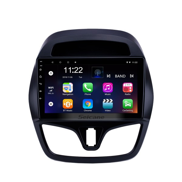 Android 8.1 9 inch Touchscreen GPS Navigation Radio for 2015-2018 chevy Chevrolet Spark Beat Daewoo Martiz with Bluetooth support Carplay SWC DAB+