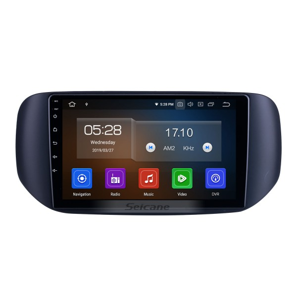 For 2018 Tata Hexa RHD Radio 9 inch Android 10.0 HD Touchscreen Bluetooth with GPS Navigation System Carplay support 1080P Video