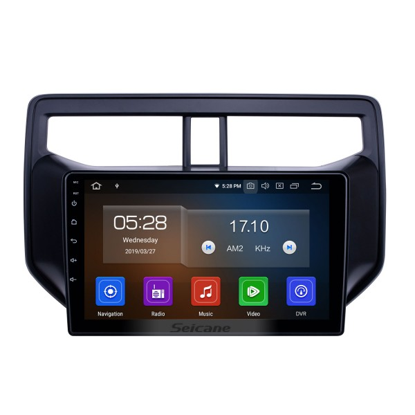 Android 9.0 9 inch GPS Navigation Radio for 2010-2019 Toyota Rush with HD Touchscreen Carplay Bluetooth support Digital TV