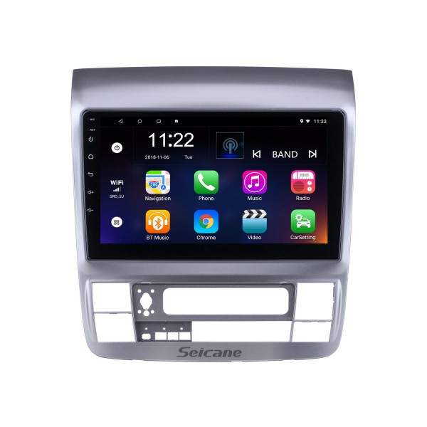 9 inch Android 10.0 for 2003 2004-2007 Toyota Alphard Radio GPS Navigation System With HD Touchscreen Bluetooth support Carplay OBD2
