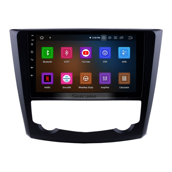 9 inch Android 10.0 HD Touch Screen Car Stereo Radio Head Unit for 2016-2017 Renault Kadjar Bluetooth Radio WIFI DVR Video USB Mirror link OBD2 Rearview camera Steering Wheel Control