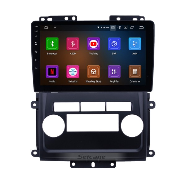 9 inch 2009-2012 Nissan Frontier/Xterra Android 10.0 GPS Navigation Radio Bluetooth Touchscreen AUX Carplay support OBD2 DAB+ 1080P Video