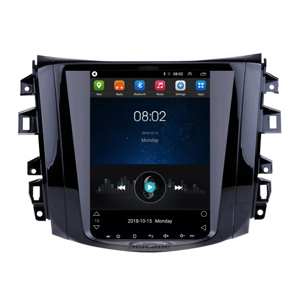 OEM HD Touchscreen 9.7 inch Android 6.0 Radio for 2018 Nissan NAVARA Terra with GPS Navi System Mirror link Bluetooth music WIFI support 3G OBD2 DVR SWC