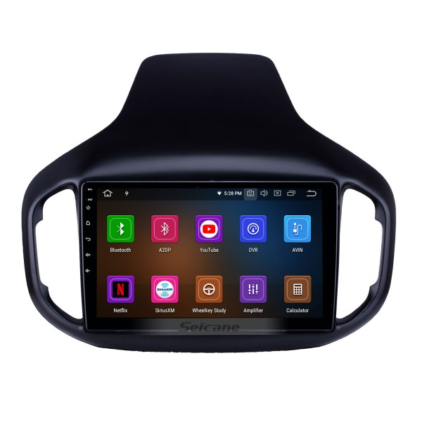 10.1 inch Android 9.0 Radio for 2016-2018 Chery Tiggo 7 Bluetooth HD Touchscreen GPS Navigation Carplay USB support TPMS DAB+