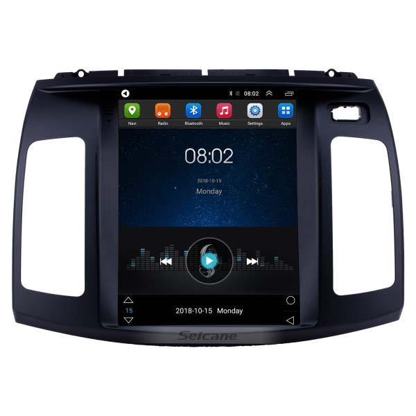 Android 9.1 9.7 inch GPS Navigation Radio for 2011-2016 Hyundai Elantra with HD Touchscreen Bluetooth AUX support Carplay DVR OBD2