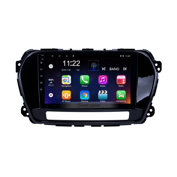 Android 10.0 9 inch HD Touchscreen GPS Navigation Radio for 2011-2015 Great Wall Wingle 5 with Bluetooth support Carplay DVR OBD2