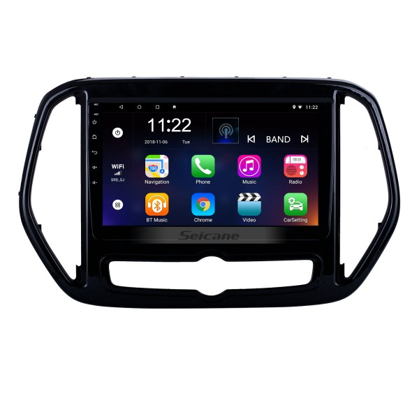 10.1 inch Android 10.0 for 2019 2020 Chery Jetour X70 Radio GPS Navigation System With HD Touchscreen Bluetooth support Carplay Digital TV