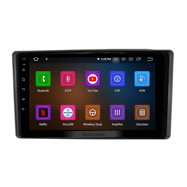 For Mercedes Benz 2006-2012 CLK W209 / 2004-2008 CLS W219 Radio Android 10.0 HD Touchscreen 8 inch with AUX Bluetooth GPS Navigation System Carplay support 1080P Video