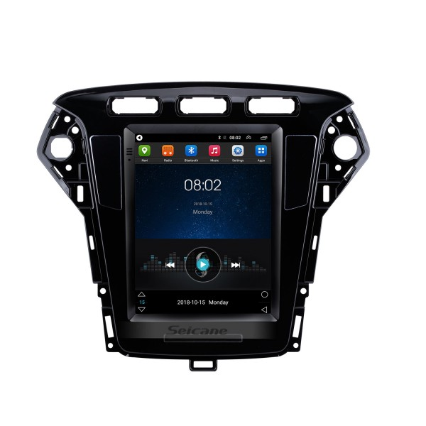 Android 9.1 9.7 inch for 2011 2012 2013 Ford Mondeo mk4 Radio with GPS Navigation HD Touchscreen Bluetooth support Carplay DVR OBD2
