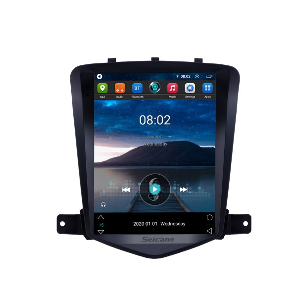 OEM 9.7 inch Android 10.0 for chevy Chevrolet Classic Cruze 2008-2013 GPS Navigation Radio with Touchscreen Bluetooth WIFI support TPMS Carplay