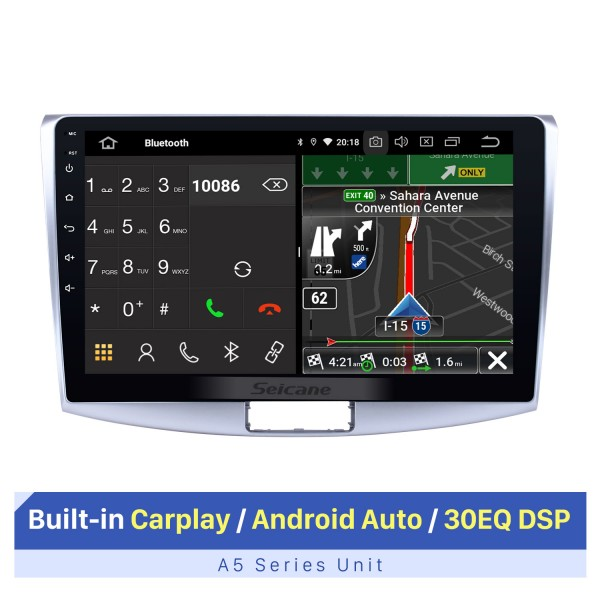 10.1 inch Android 10.0 For 2012 2013 2014 VW Volkswagen Magotan Radio Upgrade 1024*600 Multi-touch Screen GPS Navigation Stereo CD Player SWC WiFi OBD2 Mirror Link Bluetooth Music