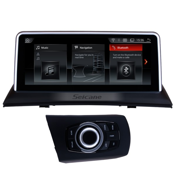10.25 Inch Android 8.1 HD Touchscreen 2004-2009 BMW X3 E83 Car Stereo Radio Head Unit GPS Navigation Bluetooth Phone Music Support WIFI USB Steering Wheel Control Backup Camera