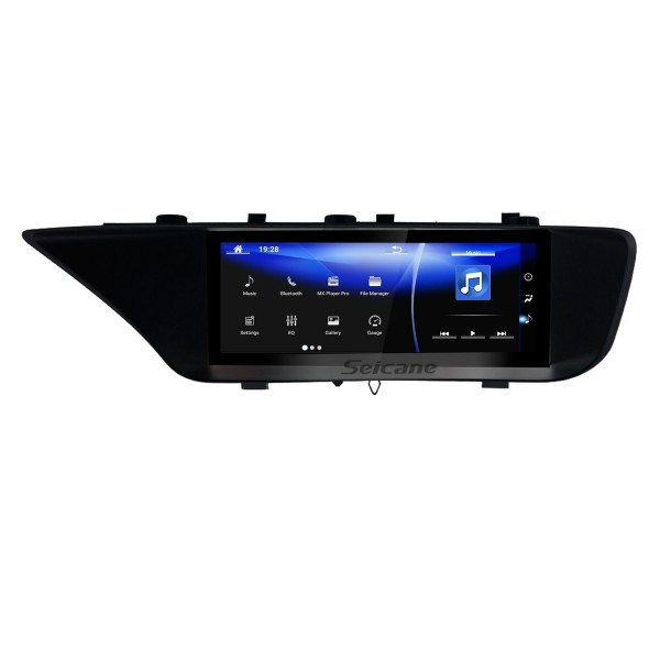 12.3 inch for 2014 2015 2016 2017 LEXUS GS Radio Android 7.1 With GPS Navigation HD Touchscreen Bluetooth support Carplay Backup camera