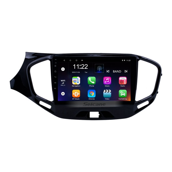 2015-2019 Lada Vesta Cross Sport Android 10.0 HD Touchscreen 9 inch GPS Navigation Radio with Bluetooth support Carplay SWC