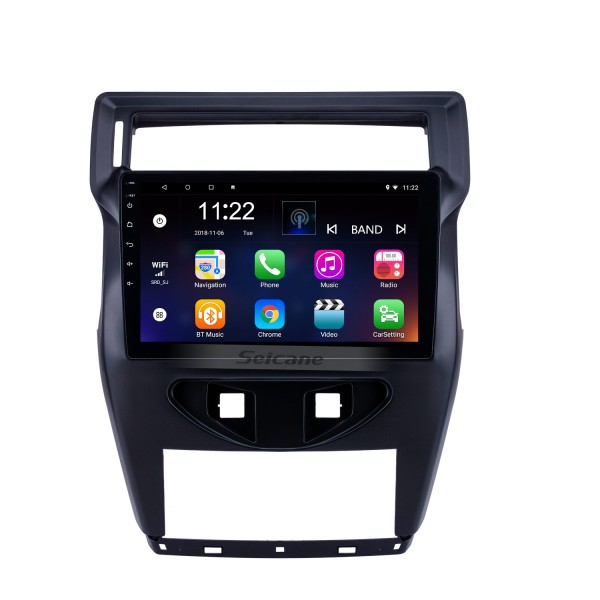 OEM 10.1 inch Android 8.1 Radio for 2012-2016 Citroen C4 C-QUATRE Bluetooth Wifi HD Touchscreen GPS Navigation AUX USB support OBD2 Carplay Mirror Link
