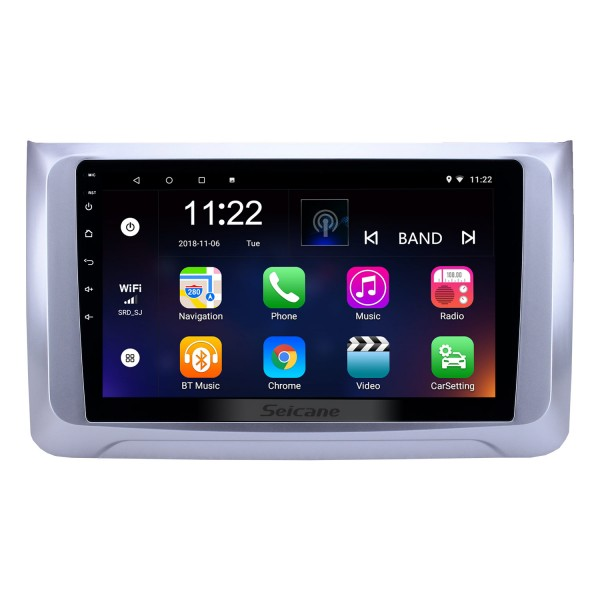 10.1 inch Android 8.1 2016-2019 Great Wall Haval H6 GPS Navigation Radio with Bluetooth HD Touchscreen WIFI Music support TPMS DVR Carplay Digital TV