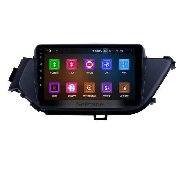 OEM 9 inch Android 9.0 for 2015-2018 Nissan Bluebird Bluetooth HD Touchscreen GPS Navigation Radio Carplay support 1080P Video TPMS