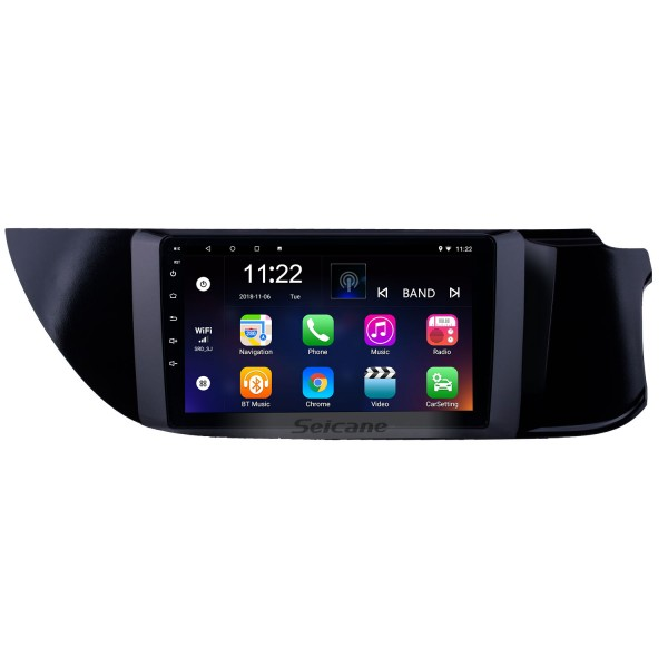 Android 8.1 9 inch HD Touchscreen GPS Navigation Radio for 2015-2018 Suzuki Alto K10 with Bluetooth WIFI support Carplay SWC