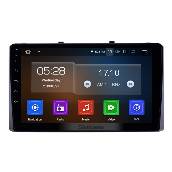Android 10.0 9 inch GPS Navigation Radio for 2010-2019 Kia Carnival with HD Touchscreen Carplay AUX Bluetooth support Digital TV
