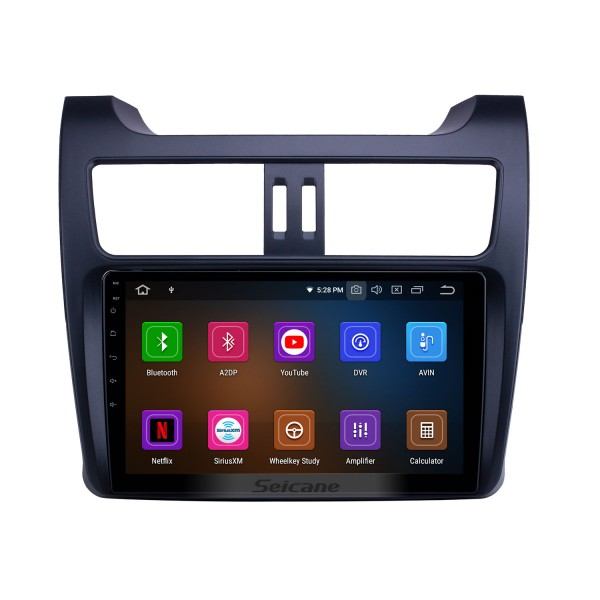10.1 inch Android 9.0 Radio for 2018 SQJ Spica with WIFI Bluetooth HD Touchscreen GPS Navigation Carplay support TPMS DAB+