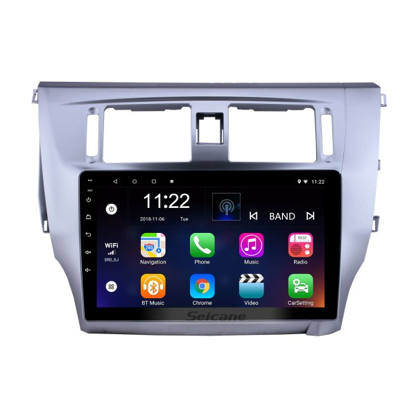 9 inch Android 8.1 GPS Navigation Radio for 2013 2014 2015 Great Wall C30 with Bluetooth WIFI HD Touchscreen support Carplay DVR OBD