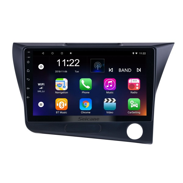 OEM 9 inch Android 10.0 for 2010 Honda CRZ RHD Radio with Bluetooth HD Touchscreen GPS Navigation System support Carplay TPMS