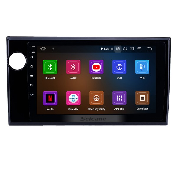 Android 10.0 9 inch GPS Navigation Radio for 2015-2017 Honda BRV LHD with HD Touchscreen Carplay Bluetooth WIFI USB AUX support Mirror Link OBD2 SWC