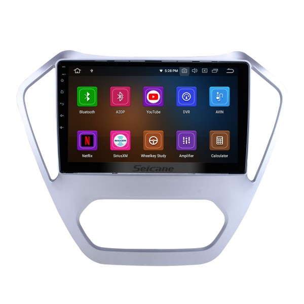 Android 10.0 For 2014 2015 2016 MG GT Radio 10.1 inch GPS Navigation System Bluetooth HD Touchscreen Carplay support DSP SWC