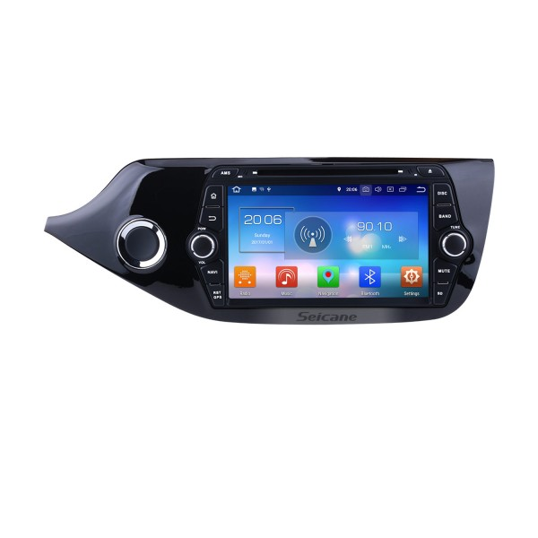Android 8.0 2012 2013 2014 KIA CEED DVD Player Bluetooth Radio GPS Navigation System Mirror link HD 1024*600 Touch Screen OBD2 DVR Rearview Camera TV USB WIFI 1080P Video Steering Wheel Control